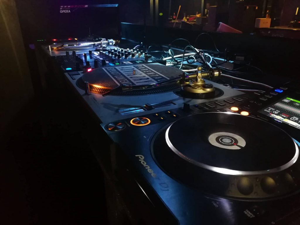 ClubPetit Arbeitsplatz